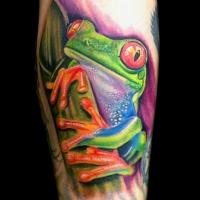 Nigel Kurt Tattoo
